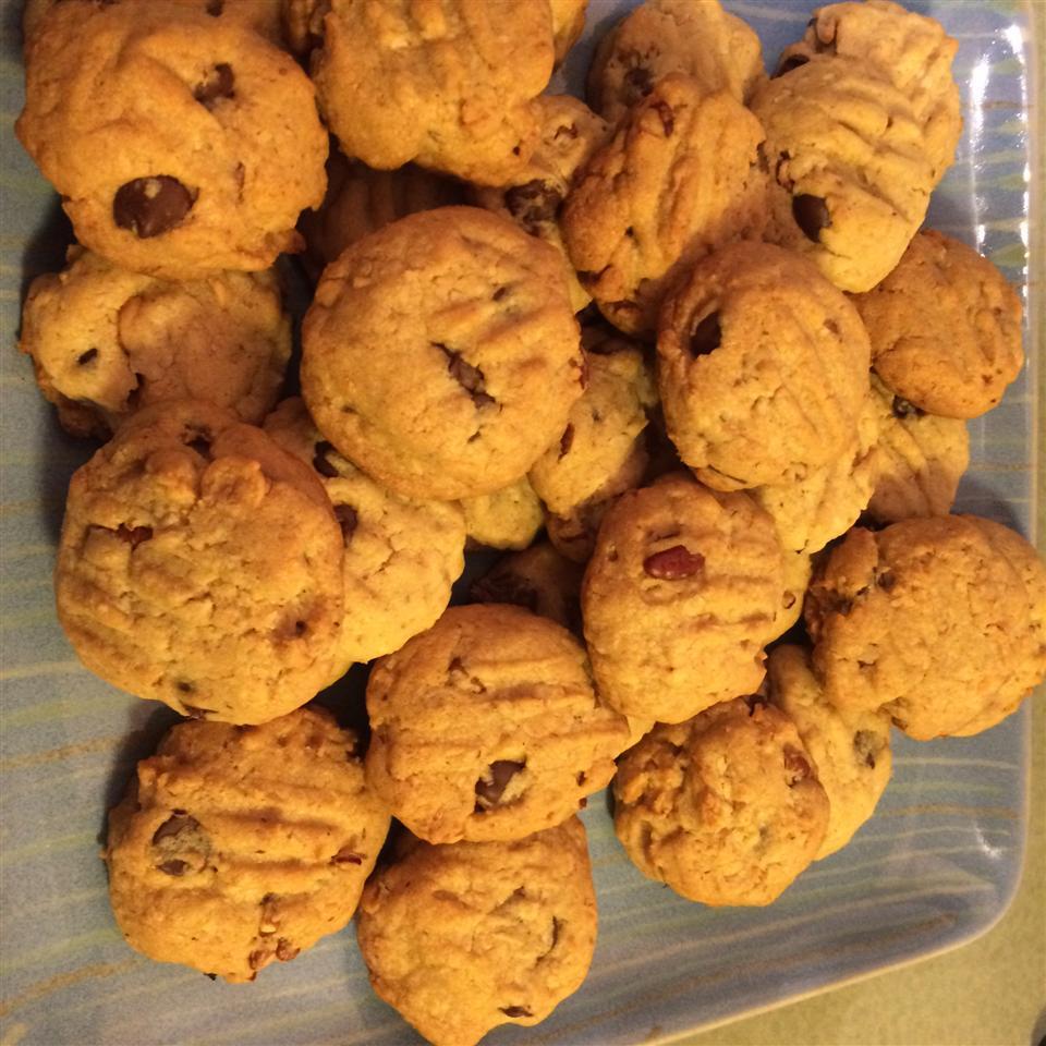 Pecan Coconut Chocolate Chip Cookies Denisewhistler