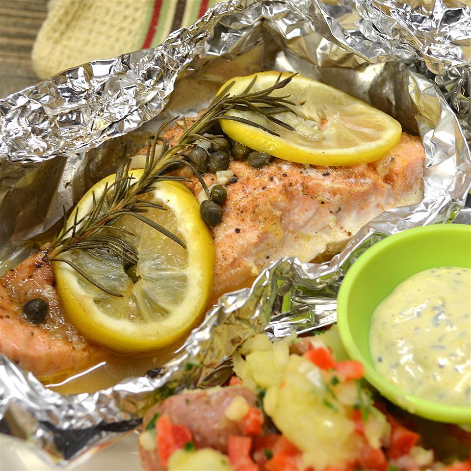Scott's Grilled Salmon *Sherri*