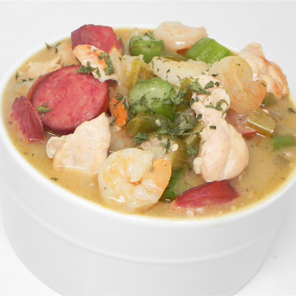 Texiana Gumbo (For the Masses!)