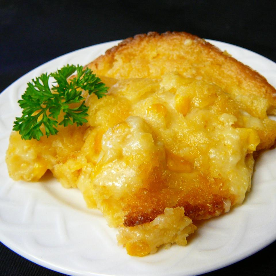 Corn Casserole III Pam Mignuolo
