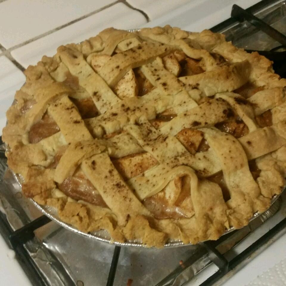 Aunt Shirley's Dietetic Pie Holly Kjorlien-Greenfield