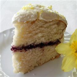 White Wedding Cake Nobody'sGirl