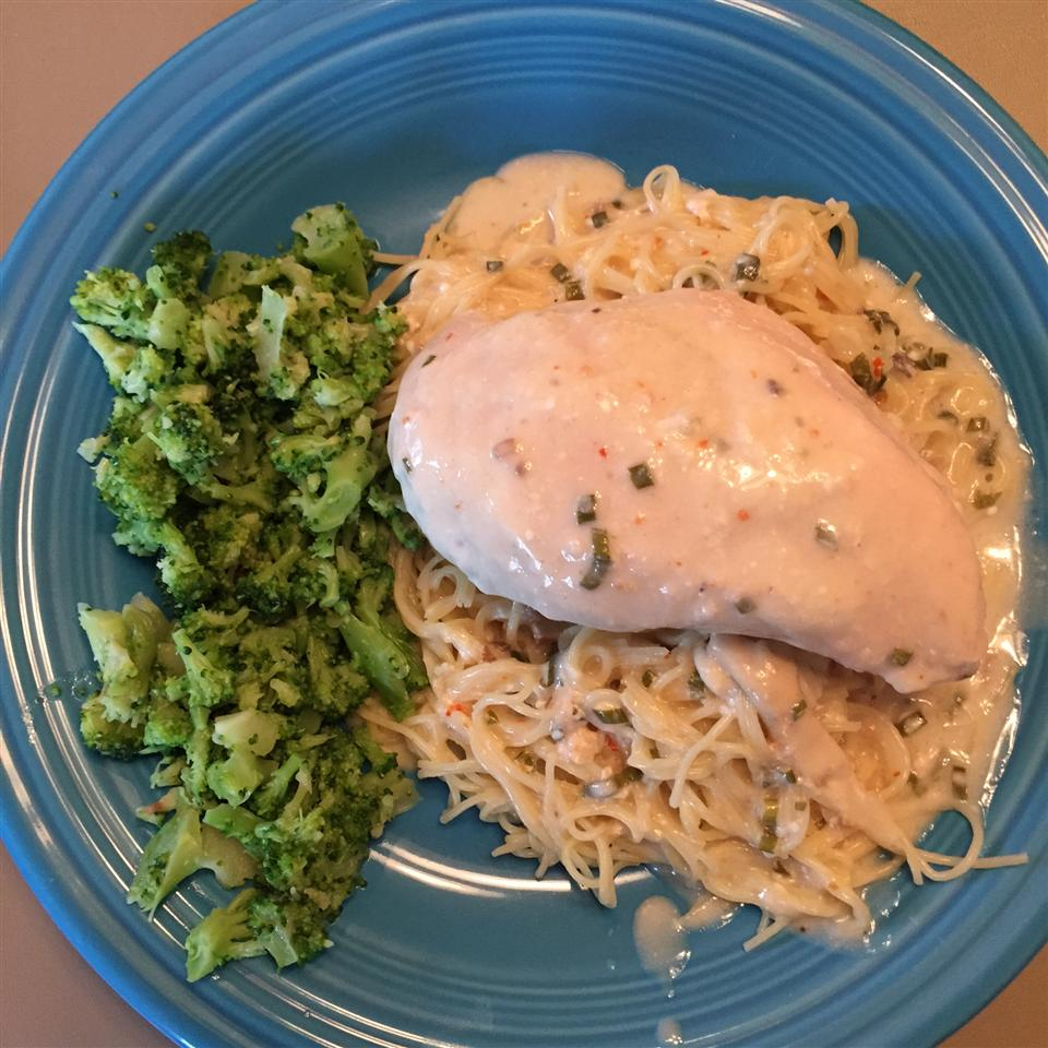 Jennie's Heavenly Slow Cooker Chicken Angie Burroughs Dalrymple
