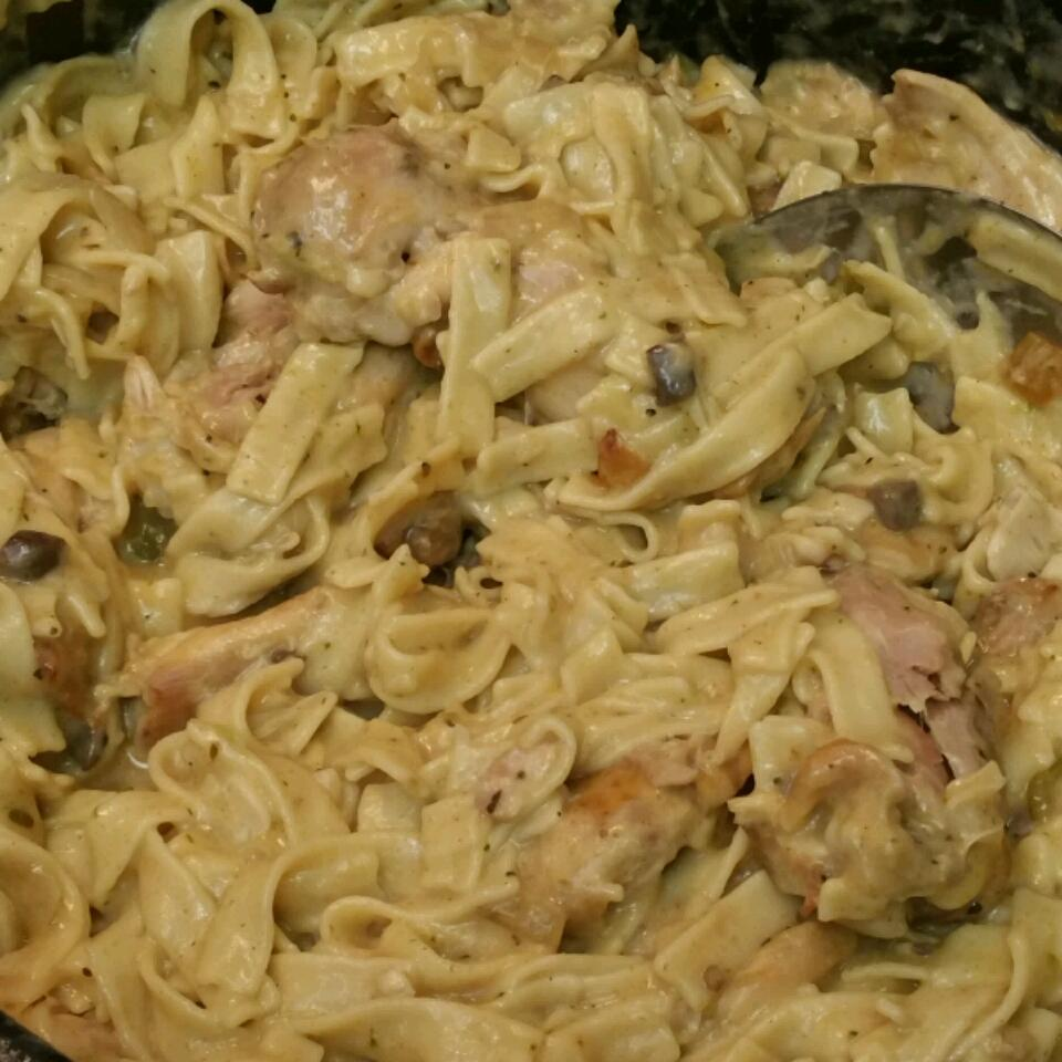 Simple Chicken Stroganoff Erika Alisha