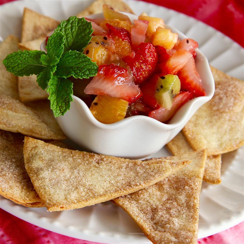 Simple Strawberry Salsa