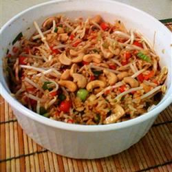 Eastern Rice Salad Wendy Allen