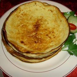 Russian Pancakes - Blini