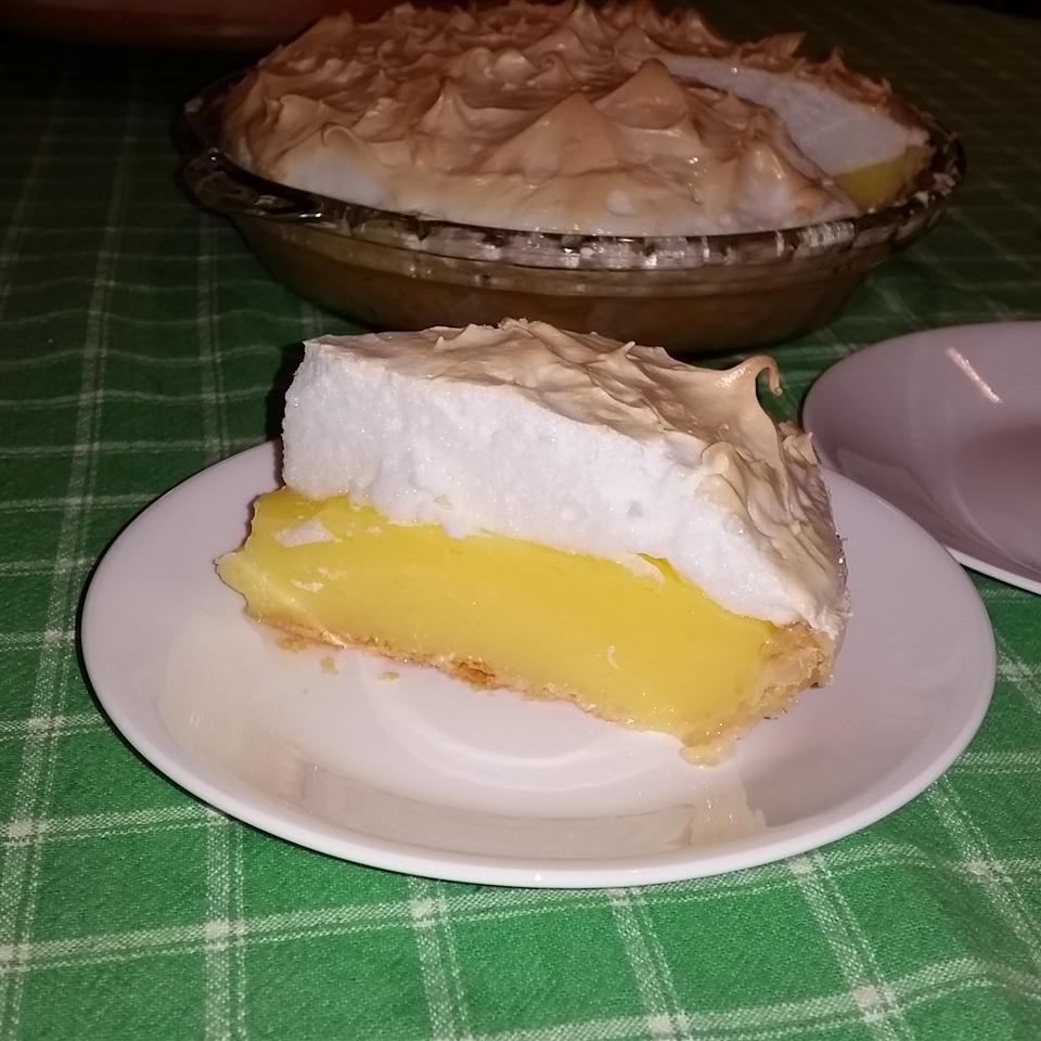 Lemon Meringue Pie III Ana Vitoria