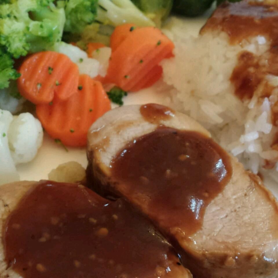 Asian Pork Tenderloin