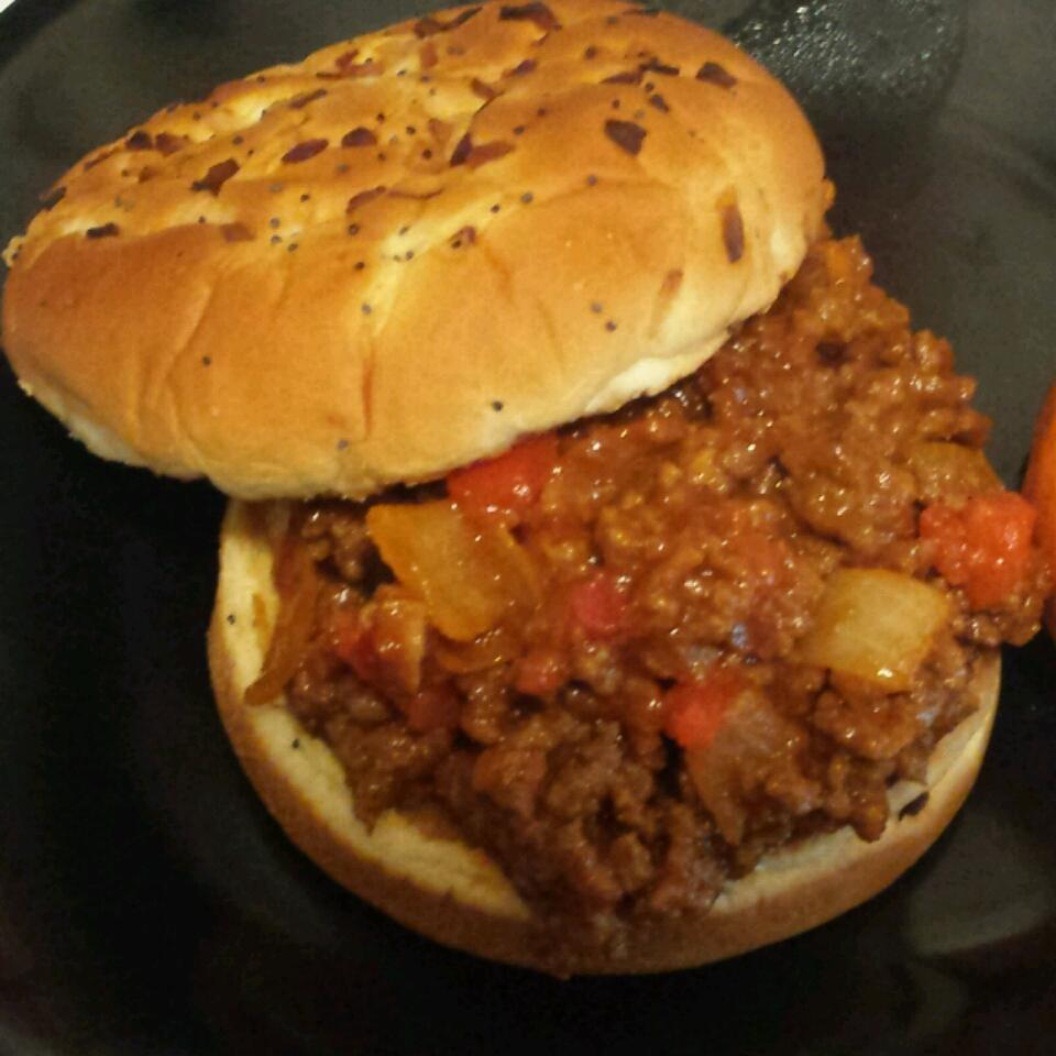 Sloppy Joe Sandwiches mrsb31415