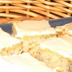 Frosted Banana Bars GARSKESD