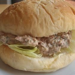 Herbal Tuna Salad CookinBug