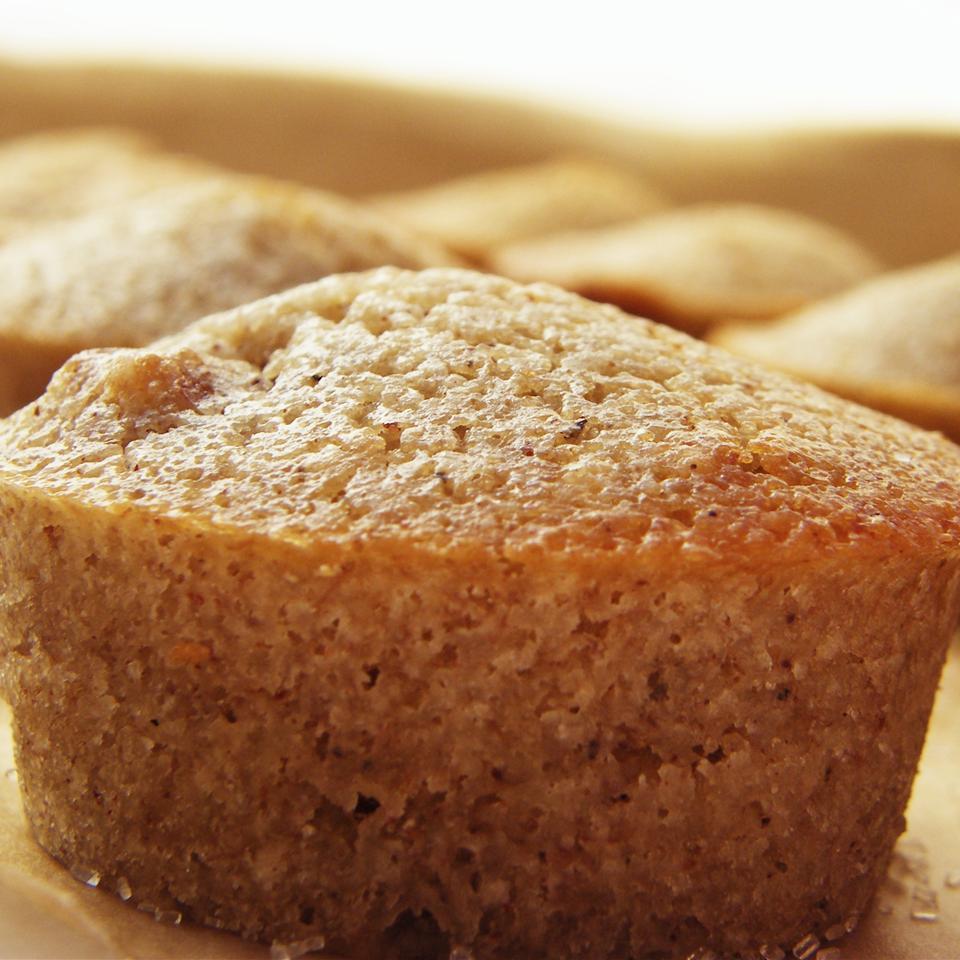Mini Gluten-Free Banana Coffee Cakes
