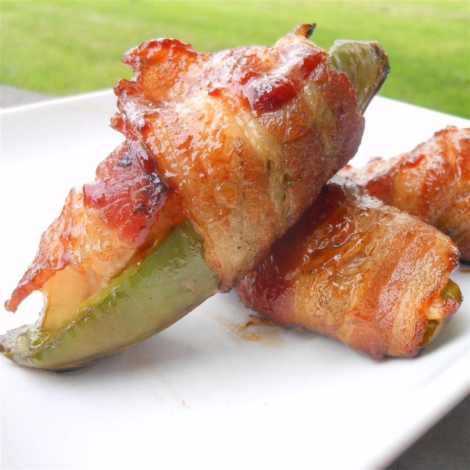 Bacon Jalapeno Pepper Chicken Bites