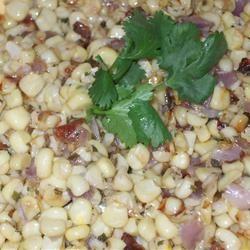 Warm Corn Salad Wiley