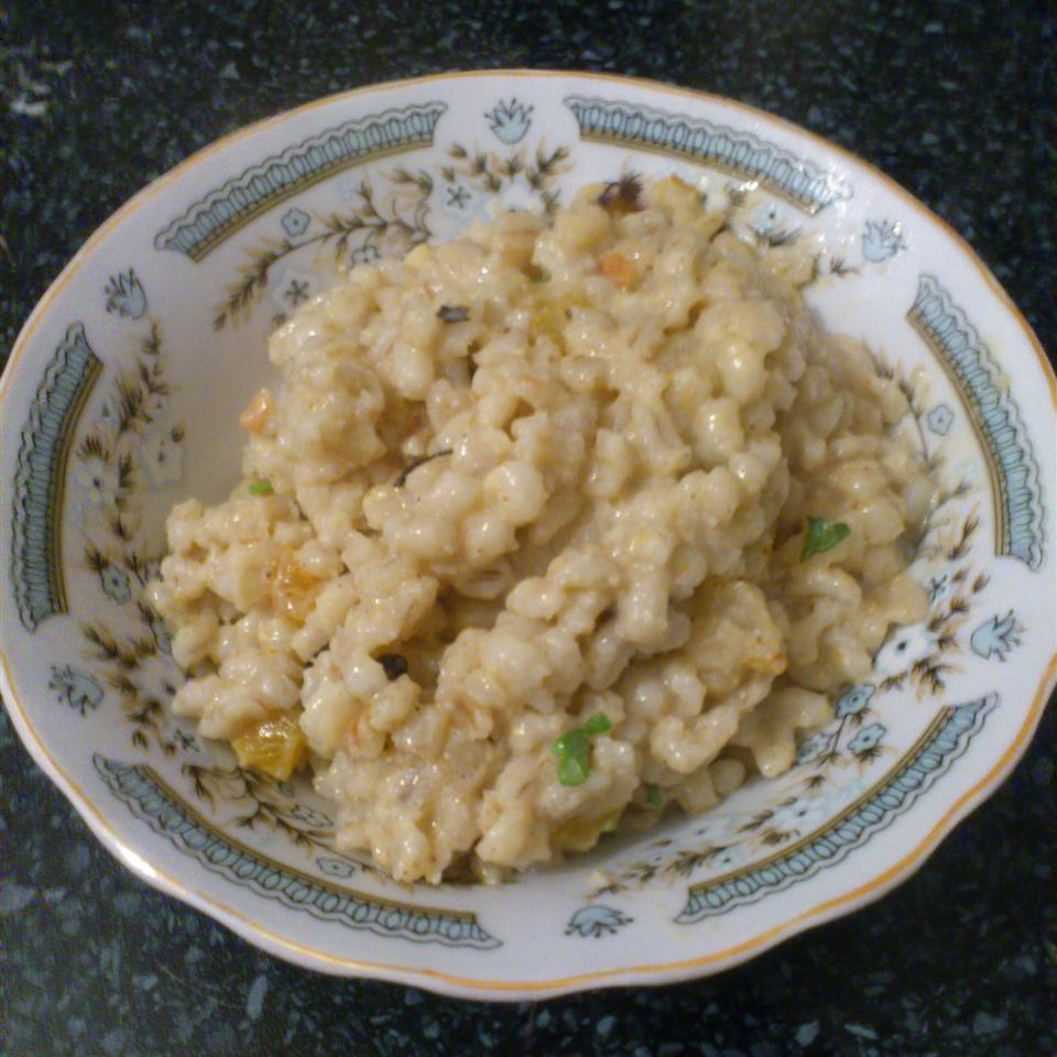 Barley Salad With Almonds And Apricots Lia