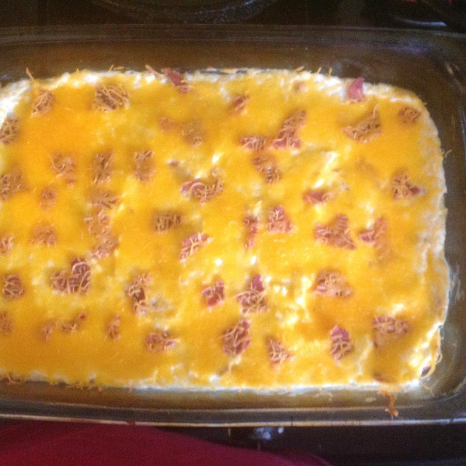 Erik's Cheesy Cauliflower Casserole Shatina76