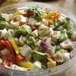 Tortellini Salad Italiana