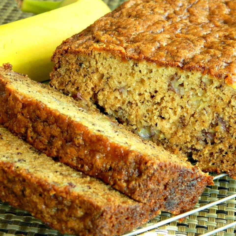 Joy S Easy Banana Bread Recipe Allrecipes