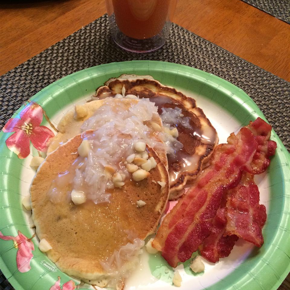 Coconut Pancake Syrup Jojo