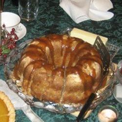 Caramel Apple Cake Alexandra