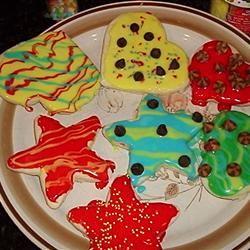 Cookie Jar Sugar Cookies Alexandra