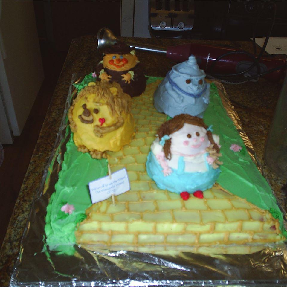 Philadelphia Red Cake