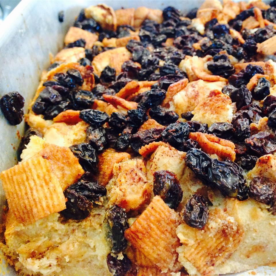 Pumpkin Pie Bread Pudding