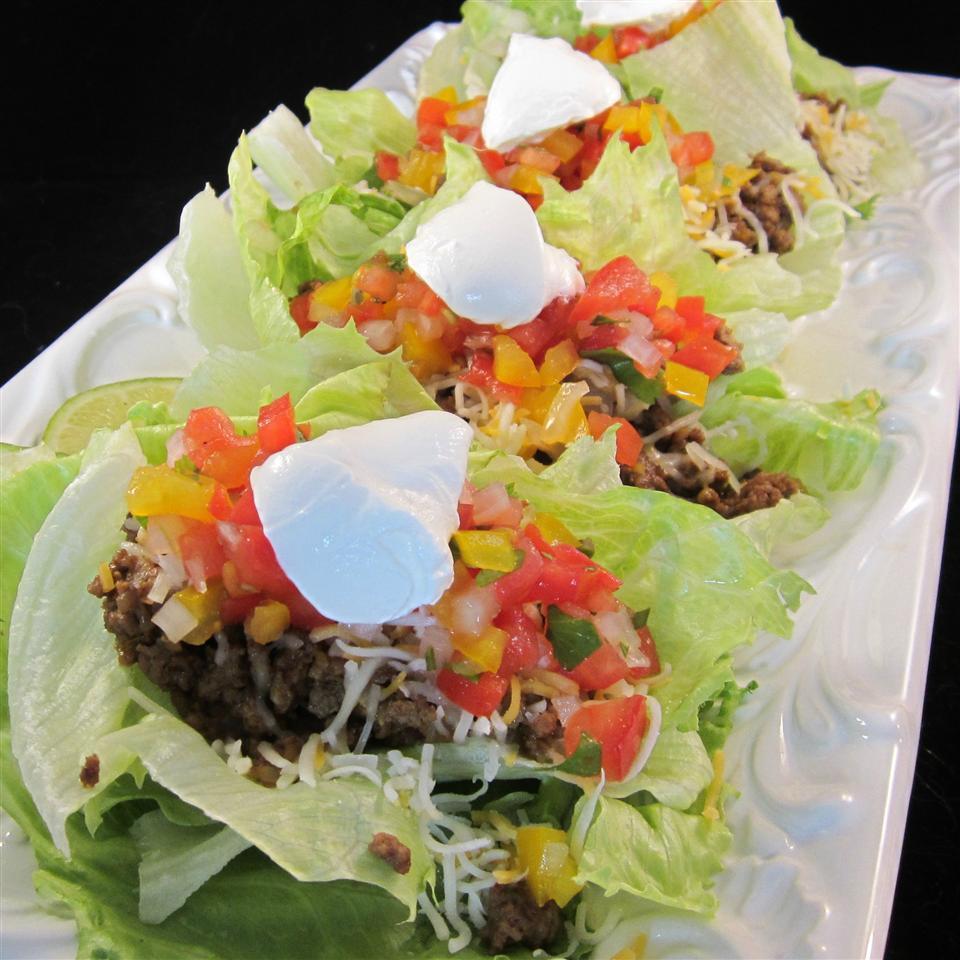 Lettuce Leaf Tacos Deb C