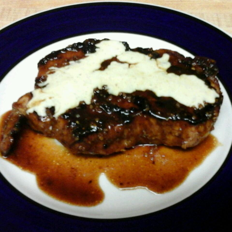 Grilled Mongolian Pork Chops andenthal
