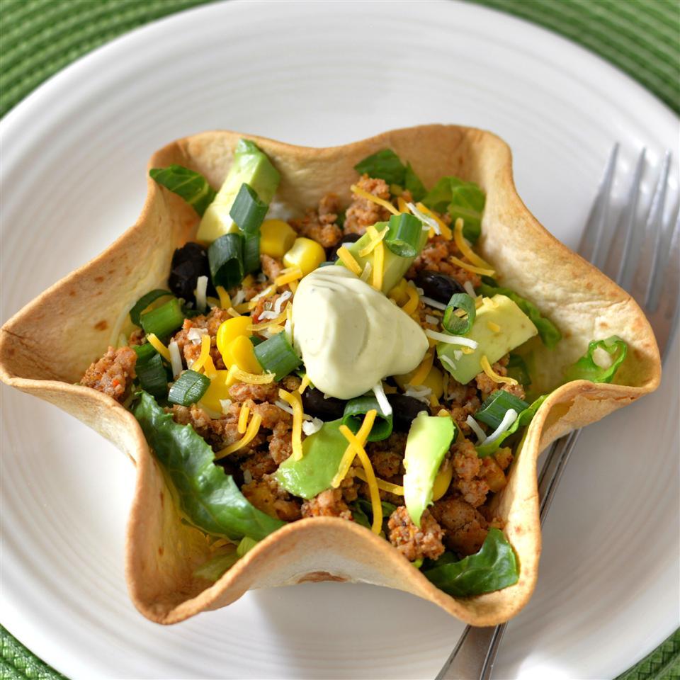 Lee's Taco Salad