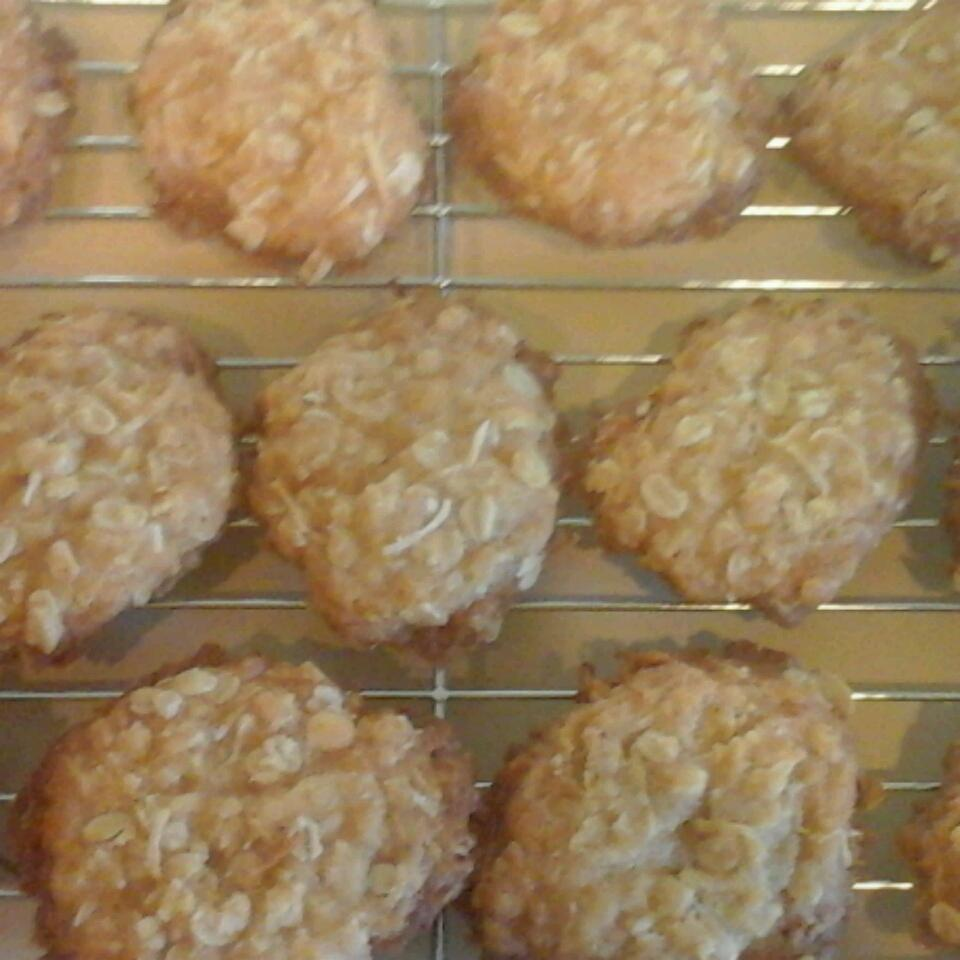 Anzac Biscuits I