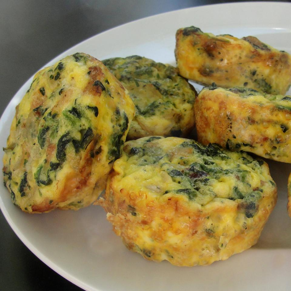 Vegetable Quiche Cups To Go Rock_lobster