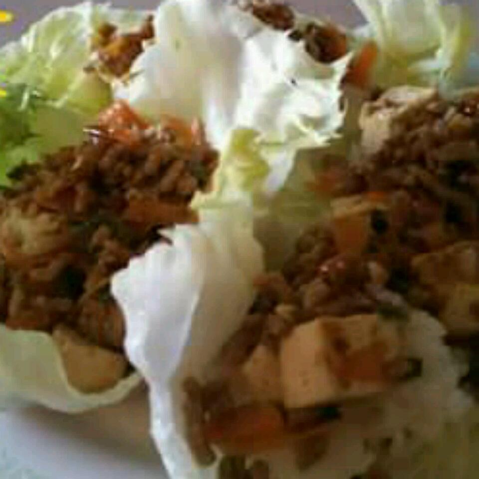 Quick Asian Lettuce Wraps Shaid Hyde