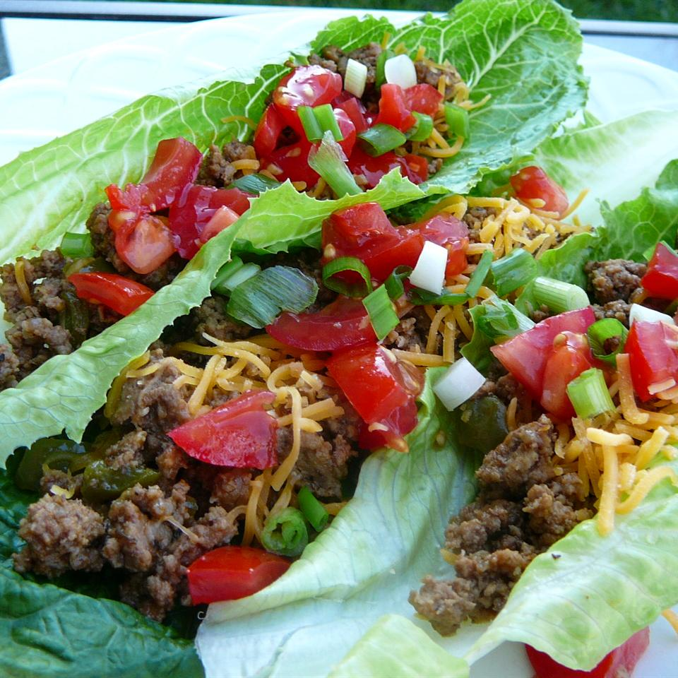 Lettuce Leaf Tacos Molly
