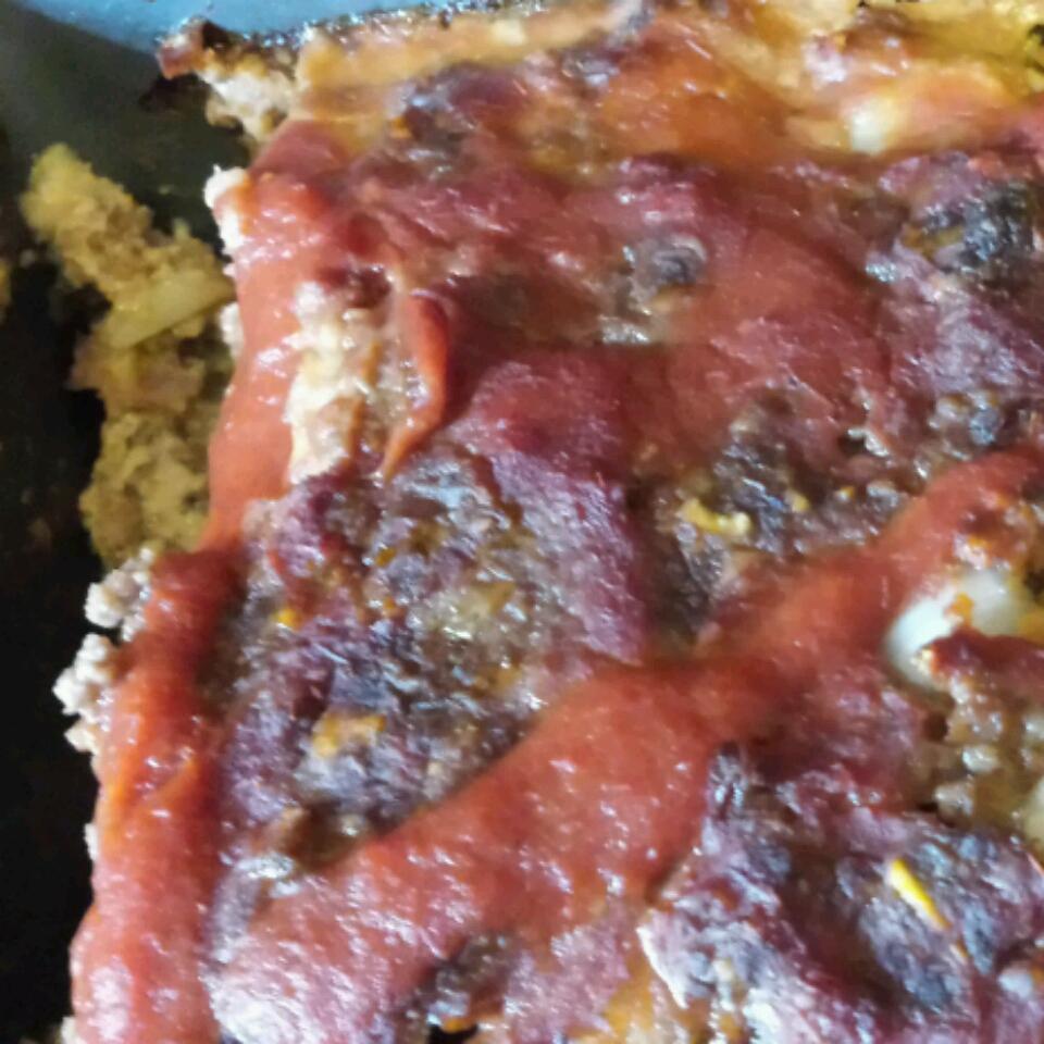 Deerburger Meatloaf Mary T