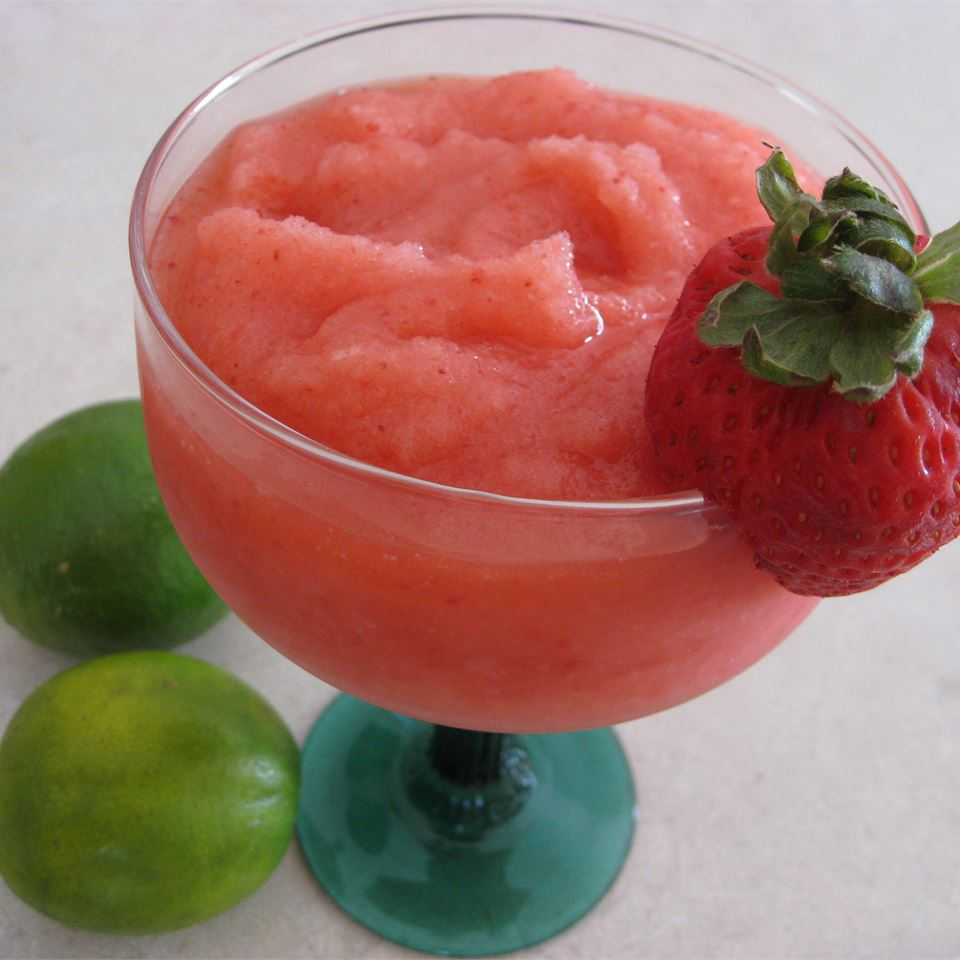 Frozen Strawberry Margarita Recipe Allrecipes