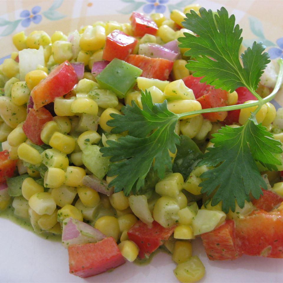 Southwestern Roasted Corn Salad Dianne
