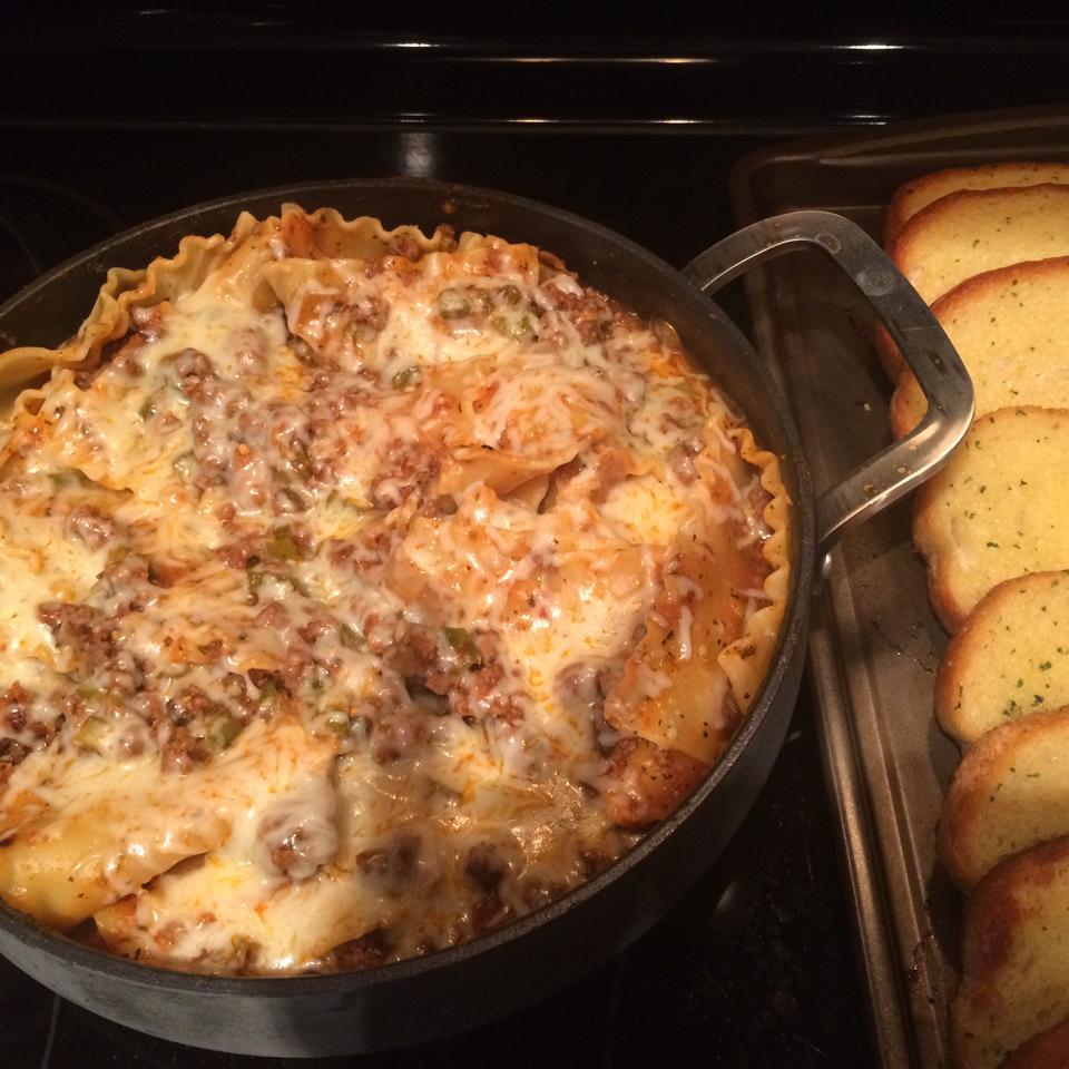 Weeknight Lasagne Toss Newwife24