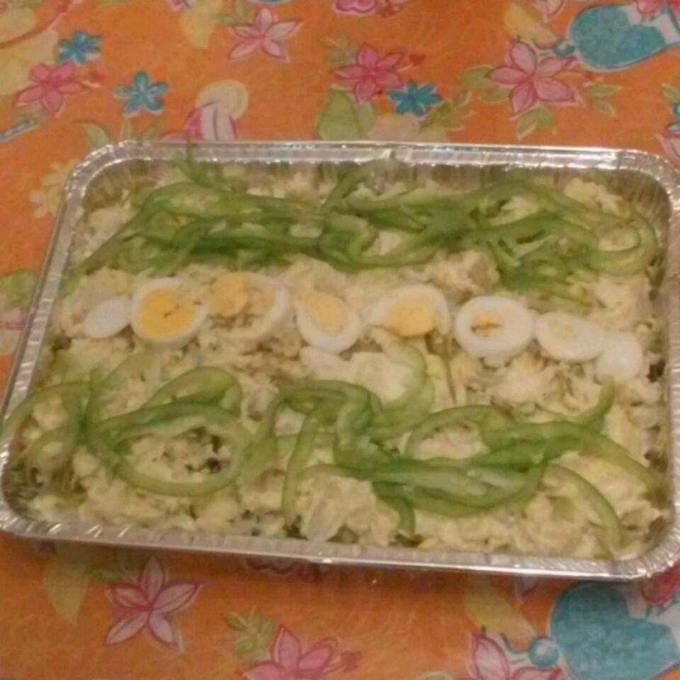 Mother's Potato Salad gloria calidonio