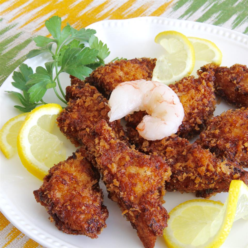 Shrimp Toast II