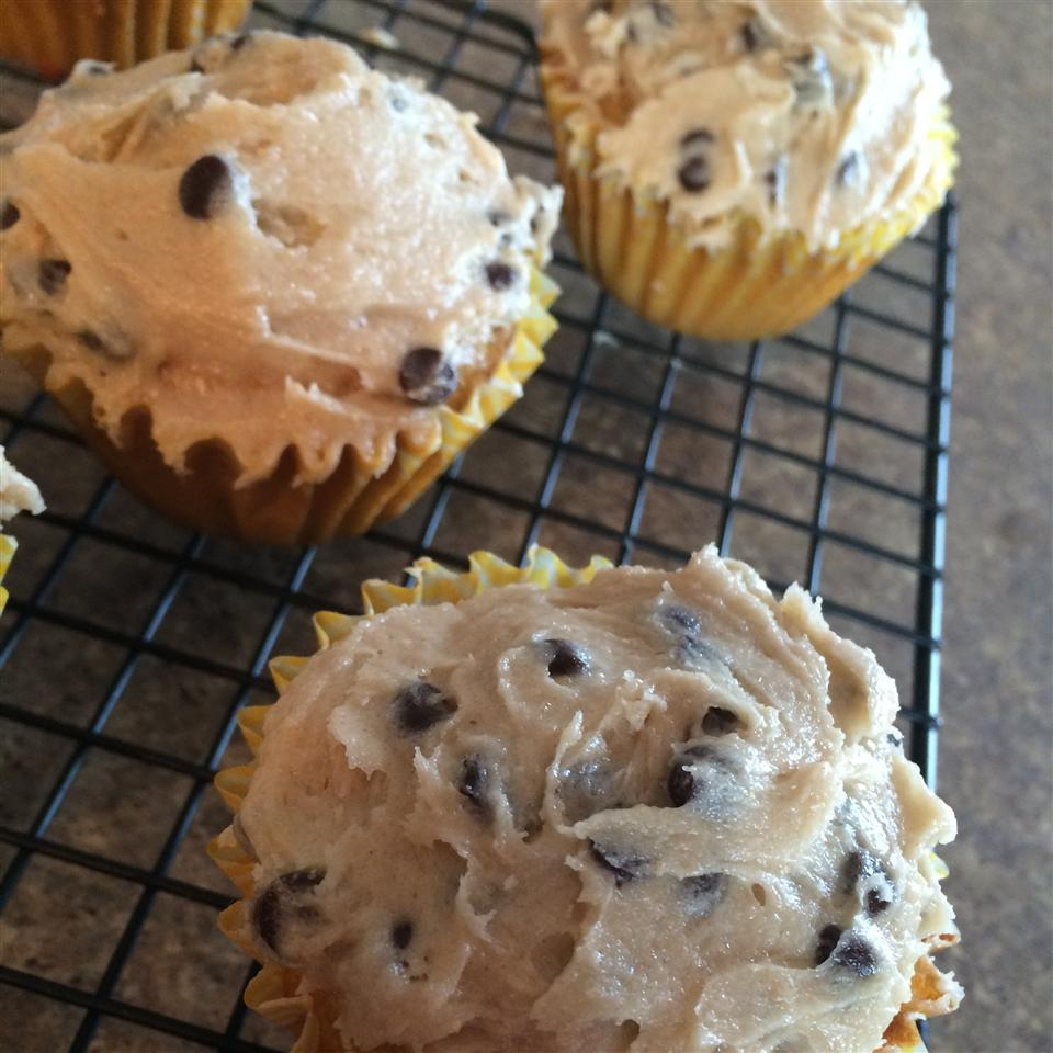 Chocolate Chip Cookie Dough Frosting Alyssa Danielson