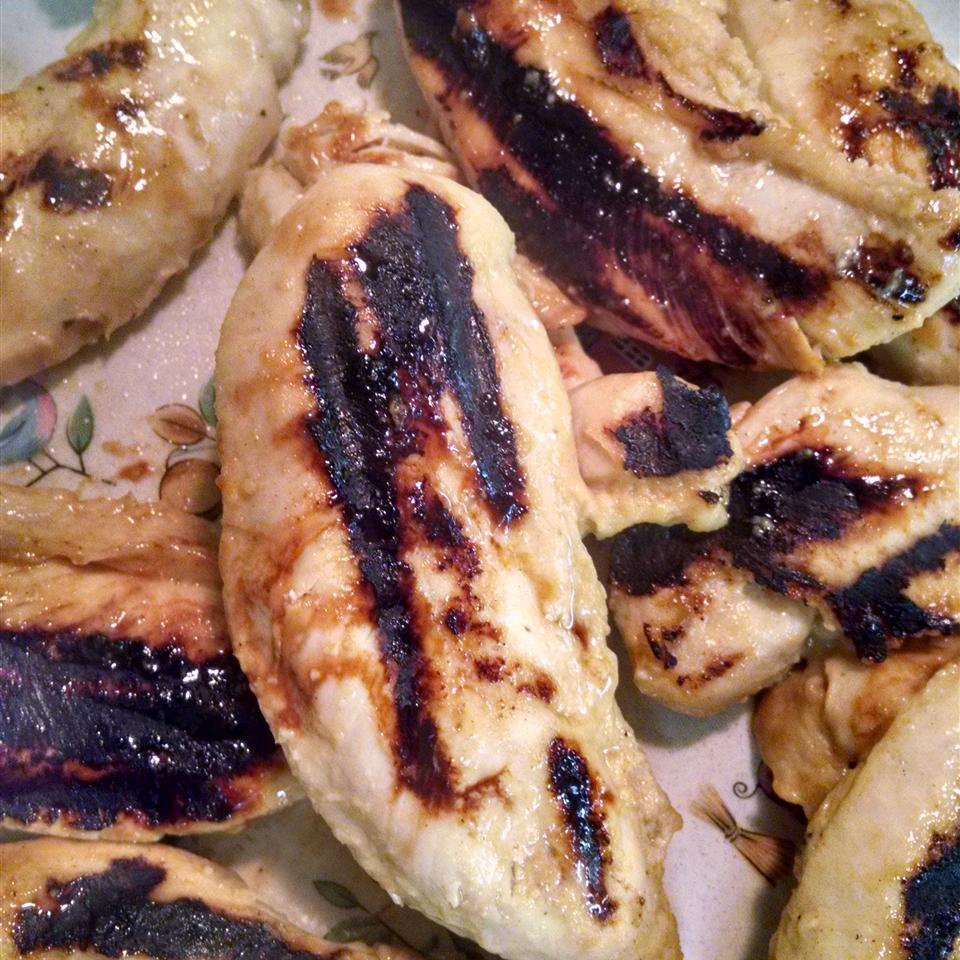 Honey Mustard Grilled Chicken THOM79