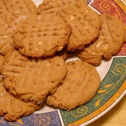 Delicious Peanut Butter Cookies