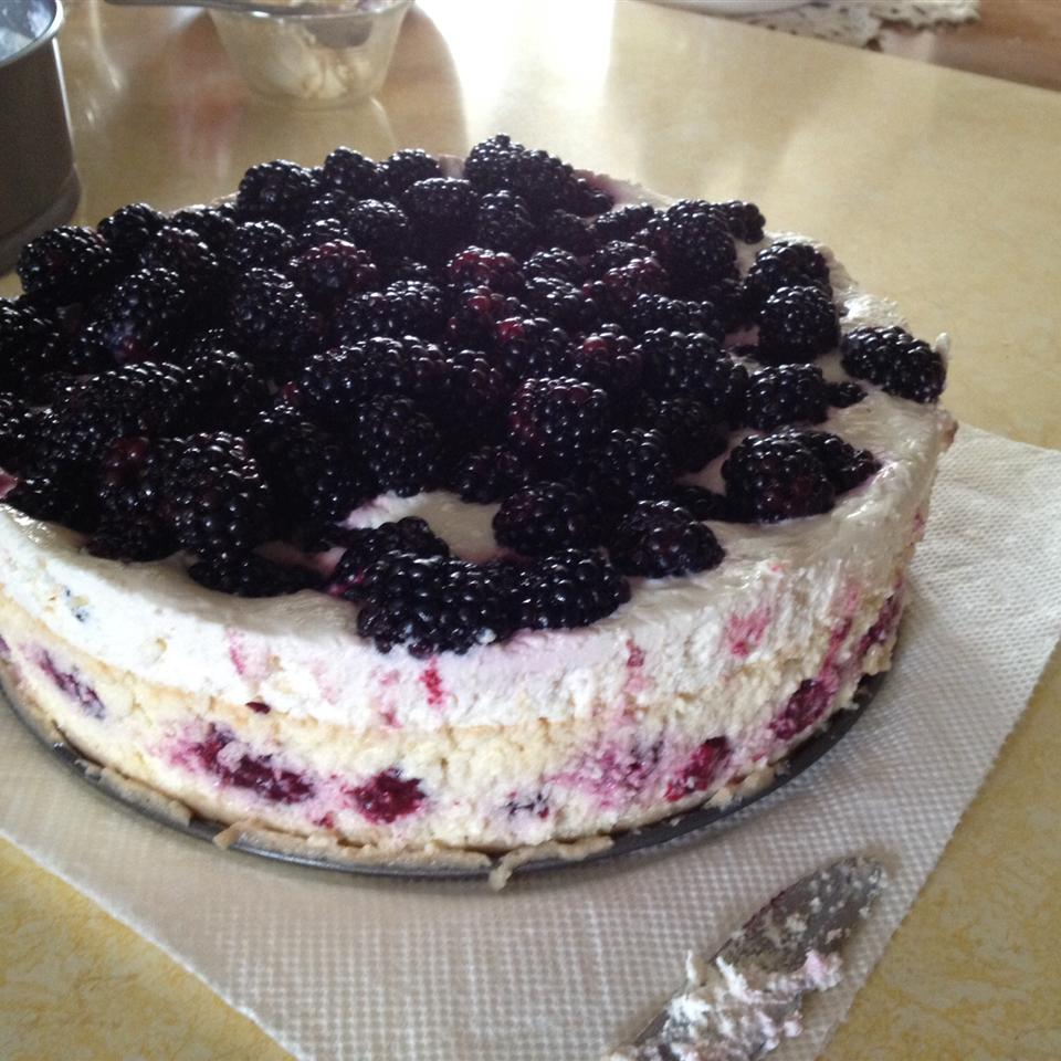 Very Berry Cheesecake