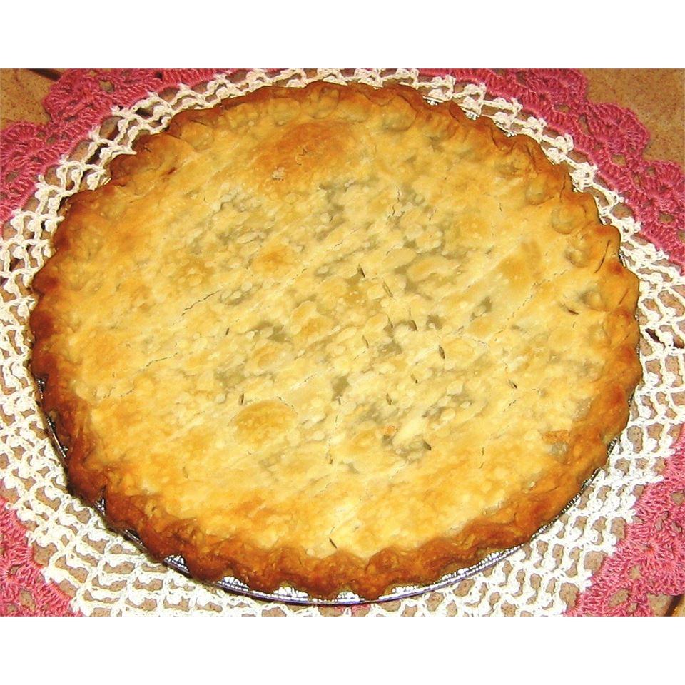 Funeral Pie Doris