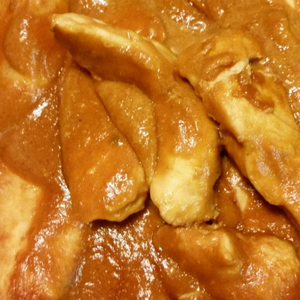 Chicken in Peanut Sauce Amy Wharton