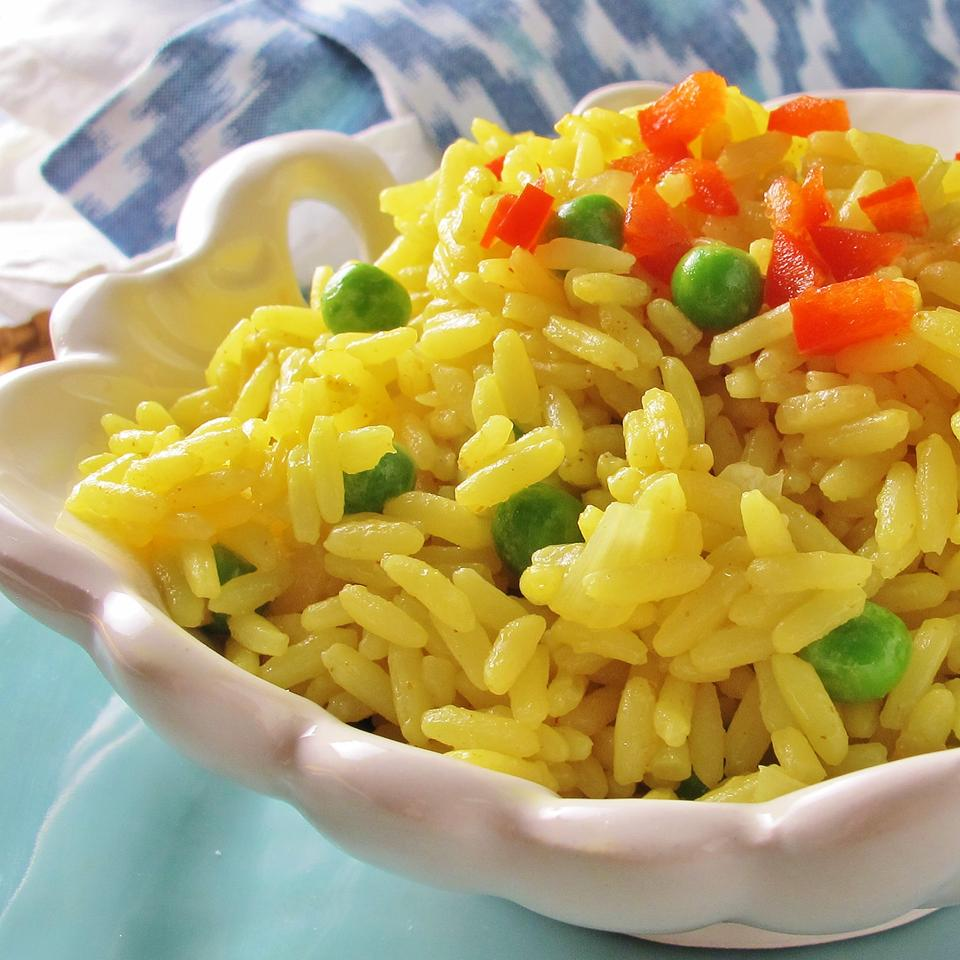 Cuban-Style Yellow Rice naples34102