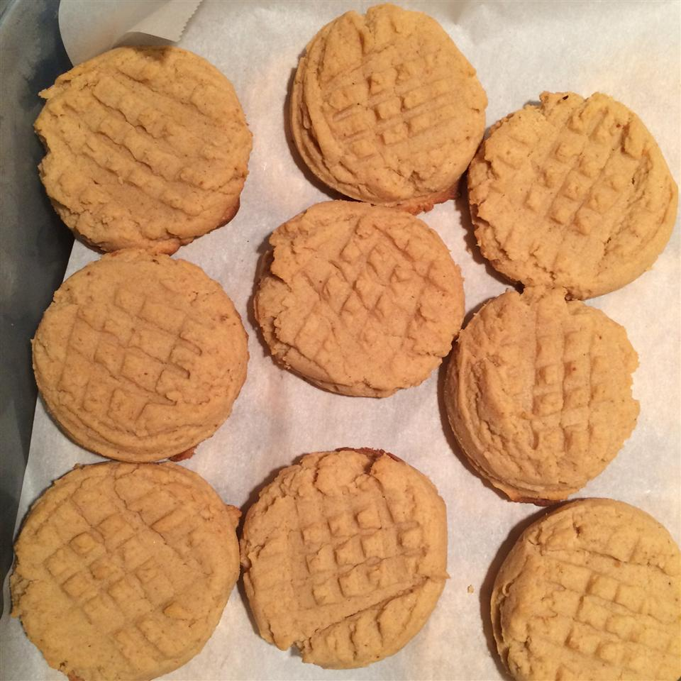 Joey's Peanut Butter Cookies Chelsey Carr