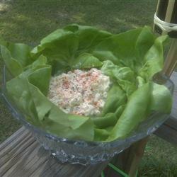 Shrimp Egg Salad